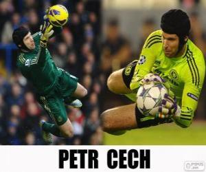 Puzzle de Petr Cech