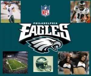 Puzzle de Philadelphia Eagles