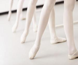 Puzzle de Pies de bailarinas