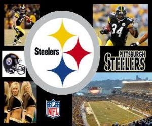 Puzzle de Pittsburgh Steelers