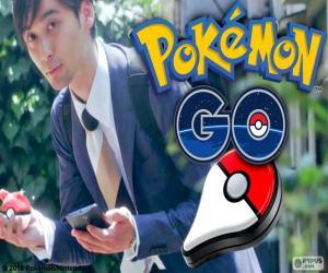 Puzzle de Pokémon GO Plus