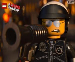 Puzzle de Poli Malo, Bad Cop, La Lego Película, La gran aventura Lego