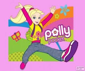 Puzzle de Polly, la protagonista de Polly Pocket