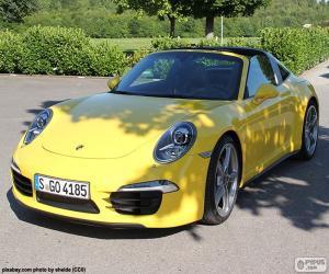 Puzzle de Porsche 911 Targa 4