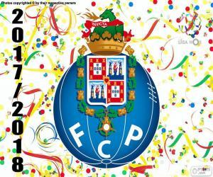 Puzzle de Porto, Primeira Liga 2017-18