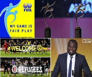Puzzle de Premio FIFA Fair Play 2015