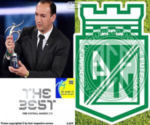 Puzzle de Premio FIFA Fair Play 2016