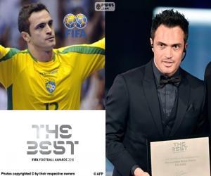 Puzzle de Premio honorifico FIFA 2016