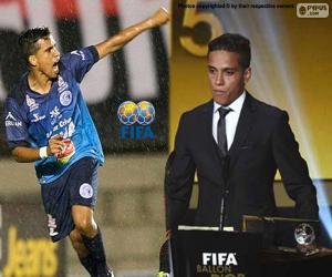 Puzzle de Premio Puskás FIFA 2015