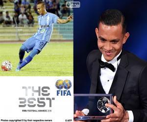 Puzzle de Premio Puskás FIFA 2016