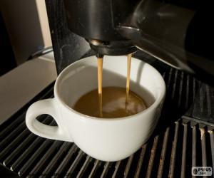 Puzzle de Preparar un buen café