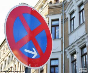 Puzzle de Prohibido parar y aparcar