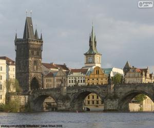 Puzzle de Puente Carlos, República Checa