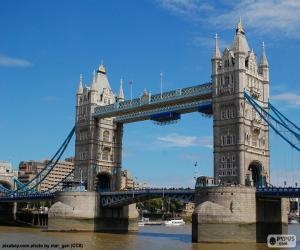 Puzzle de Puente de la Torre, Londres