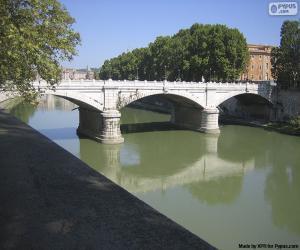 Puzzle de Puente Giuseppe Mazzini, Roma