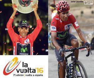 Puzzle de Quintana, Vuelta España 16