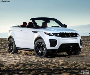 Puzzle de Range Rover Evoque Conver.