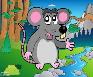 Puzzle de Ratón
