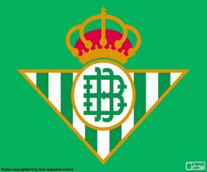 Puzzle de Real Betis emblema