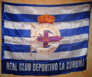 Puzzle de Real Club Deportivo bandera
