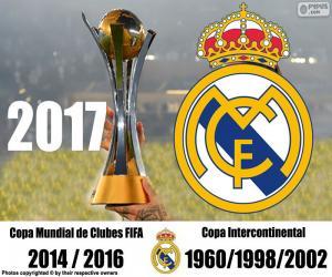 Puzzle de Real Madrid, Copa FIFA 2017