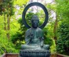 Buda Gautama sentado