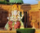 Ganesha o Ganesh, dios de la sabiduría y de las letras