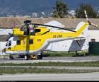 Gran helicóptero