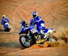 Moto del Dakar