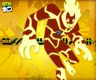 Inferno, Fuego o Heatblast és un alien que viene del sol Pyros