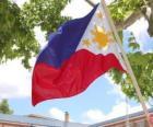 Bandera de las Filipinas