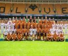 Plantilla del Wolverhampton Wanderers F.C. 2009-10