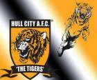 Escudo del Hull City A.F.C.