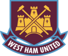 Escudo del West Ham United F.C.