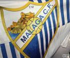Bandera del Málaga C.F