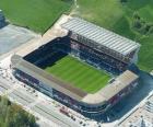 Estadio del C. A. Osasuna - Reyno de Navarra -