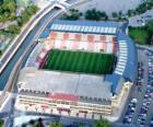 Estadio del Real Sporting de Gijón - El Molinón -