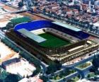 Estadio del Málaga C.F - La Rosaleda -