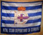 Real Club Deportivo bandera