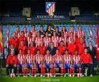 Plantilla del Atlético de Madrid 2008-09