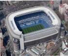 Estadio del Real Madrid - Santiago Bernabéu -