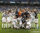 Plantilla del Real Madrid 2009-10