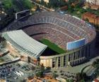 Estadio del F. C. Barcelona - Camp Nou -
