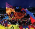 F. C. Barcelona bandera