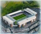 Estadio del Blackburn Rovers F.C. - Ewood Park -