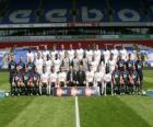 Plantilla del Bolton Wanderers F.C. 2008-09