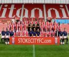 Plantilla del Stoke City F.C. 2008-09