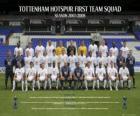Plantilla del Tottenham Hotspur F.C. 2007-08