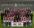 Plantilla del Aston Villa F.C. 2009-10