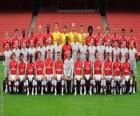 Plantilla del Arsenal F.C. 2009-10